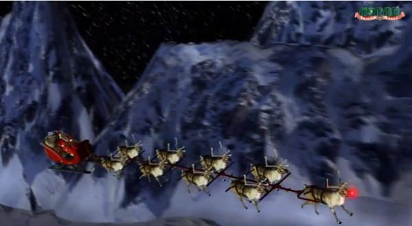 2012 NORAD Santa Tracker
