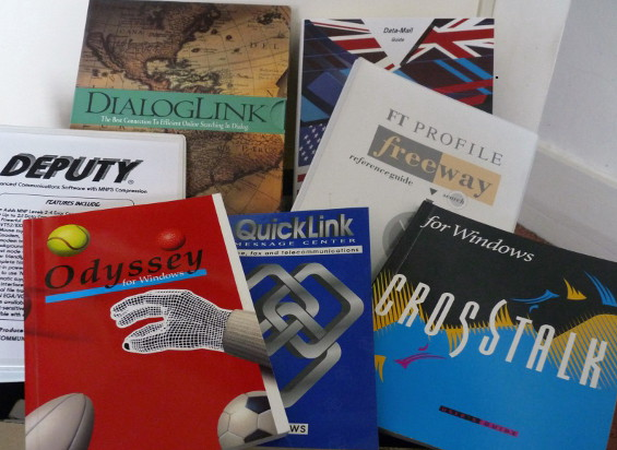 Telecomms software manuals